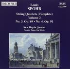Spohr: String Quintets, Vol.3
