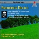 Delius: Paris, In a Summer Garden, etc / Davis, BBC SO