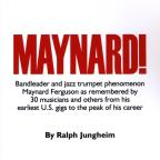 Maynard! The Book
