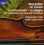 Paganini: Arrangements for Violin & Piano