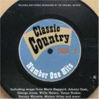 Classic Country Vol. 1: Number One Hits
