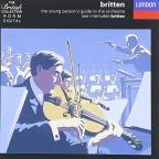 Britten: The Young Person's Guide to the Orchestra; Sea Interludes