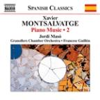 Xavier Montsalvatge: Piano Music, Vol. 2