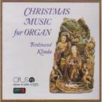 Christmas Music for Organ / Ferdinand Klinda