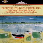 Orch Wks/Four Sea Interludes