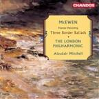 Mcewen: Three Border Ballads / Mitchell, London Philharmonic