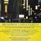 Broadway Unplugged, Vol. 6