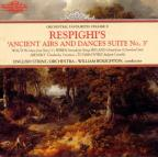 Respighi's Ancient Airs and Dances Suite No. 3