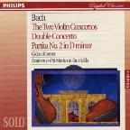 Bach: The Two Violin Concertos; Double Concerto; Partita No. 2 in D minor
