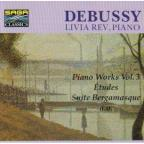 Debussy:Piano Works Vol 03