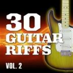 30 Guitar RIFFS Vol.2