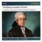 Mozart: Symphonies after Serenades; Overtures