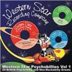 Western Star Psychobillies, Vol. 1