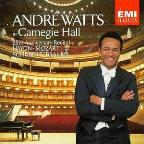 Andre Watts at Carnegie Hall- 25th Anniversary Recital