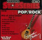 Karaoke: Hits Of Alice Cooper 1
