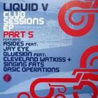 Vol. 5 - Liquid V Club Sessions