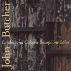 London & Cologne:Saxophone Solos