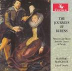 Journeys of Rubens: Virtuoso Lute Music from the Courts of Europe