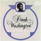 Complete Dinah Washington on Mercury Vol.2 (1950-1952).