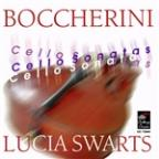 Boccherini: Cello Sonatas / Lucia Swarts