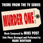 Murder One: (Theme From The TV Series For Solo Piano)