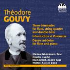 Theodore Gouvy: Serenades for Flute and Strings