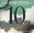 Complete Sound Effects Library, Vol.10