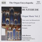 Buxtehude: Organ Music, Vol. 2