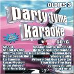 Party Tyme Karaoke: Oldies, Vol. 3