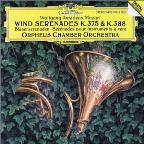 Mozart: Wind Serenades K 375 & 388 / Orpheus CO