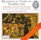 Various/ ; Music To Celebrate Rabelais