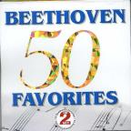50 Beethoven Favorites