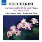 Boccherini: Six Sonatas for Cello and Piano