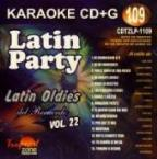 Latin Party Karaoke Vol. 22 - Karaoke Latin Oldies Del Recuerdo
