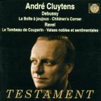 Andre Cluytens Conducts Debussy and Ravel