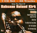 Only the Best of Rahsaan Roland Kirk, Vol. 1