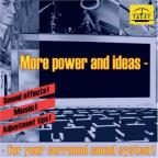More Power & Ideas for Your Surround Sound System!