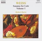 Silvius Leopold Weiss: Sonatas for Lute, Vol. 1