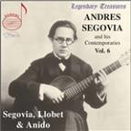 Segovia & His Contemporaries, Vol. 6
