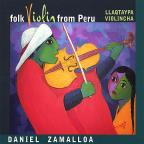 Folk Violin From Peru