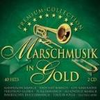 Marschmusik in Gold