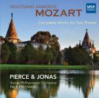 Mozart: Complete Works for Two Pianos