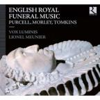 English Royal Funeral Music
