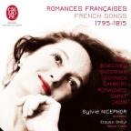 Romances Francaise - French Songs, 1795-1815