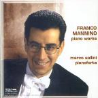 Mannino: Piano Works