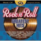 Rock N Roll-Greatest Hits Of The 50S
