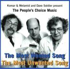 People's Choice Music: The Most Wanted Song, The Most Unwanted Song