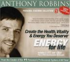 Create The Health, Vitality, & Energy You Deserve: Energy For Life