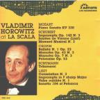 Vladimir Horowitz at La Scala