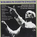 Johannes Brahms: Requiem (1948 Broadcast Conducted By Wilhelm Furtwangler)